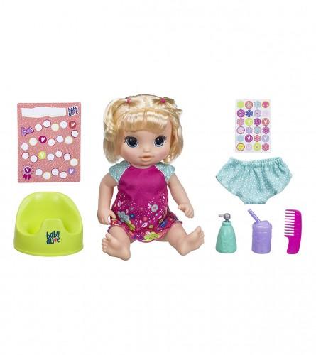 BABY Igrača lutka BABY ALIVE sa funkcijama 05603