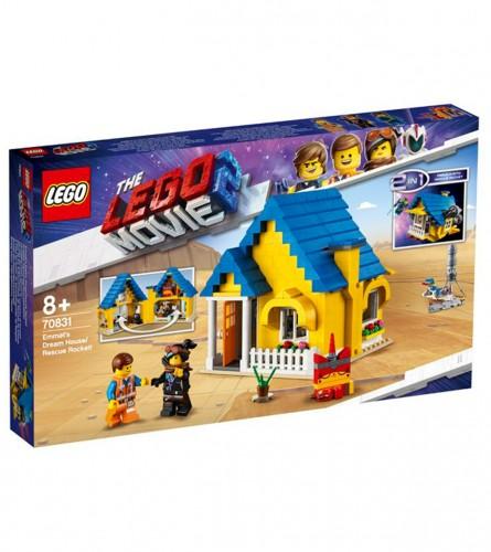 LEGO Igračka movie Emetova kuća snova 70831