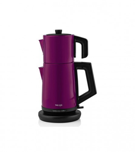 TAÇ Kuhalo za čaj TAC LIFE purple