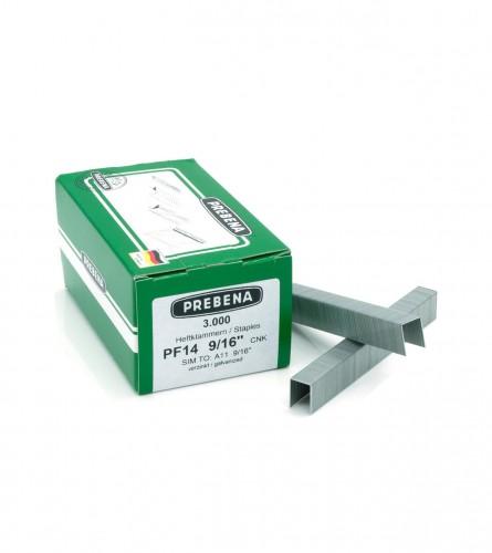 PREBENA Municija za klamericu HPPF14 14mm 3000/1