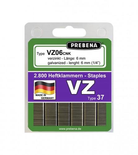 PREBENA Municija za klamericu HPVZ08 6mm 2800/1