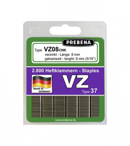 PREBENA Municija za klamericu HPVZ08 8mm 2800/1