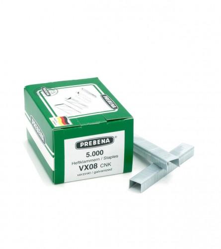 PREBENA Municija za klamericu HTVX08 8mm 5000/1