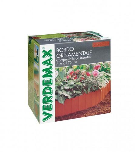 VERDEMAX Ograda PVC za cvijeće 3409