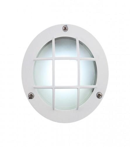 MASTER Lampa brodska LED MX-14-WH