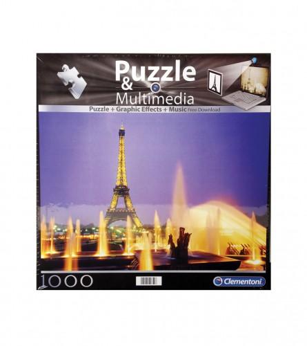 Igračka puzzle 1000kom PARIS 157930