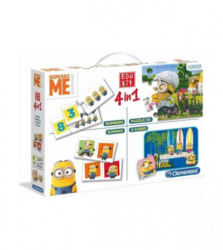 Igračka puzzle Minions 4/1