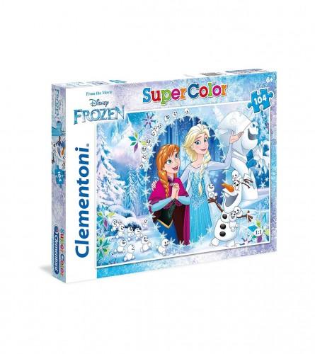 Igračka puzzle Frozen 104 kom 173774