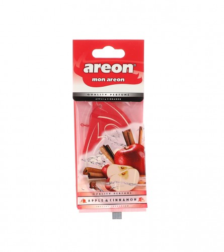 AREON Miris za auto mon areon Apple&Cinnamom
