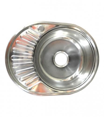 MASTER Korito za sudoper 57x45x18cm OVAL D5745P-R-P