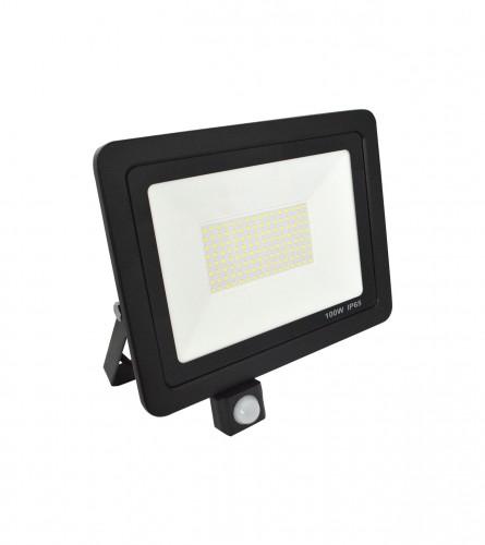MASTER Reflektor LED sa senzorom 100W HB-704D-100WS