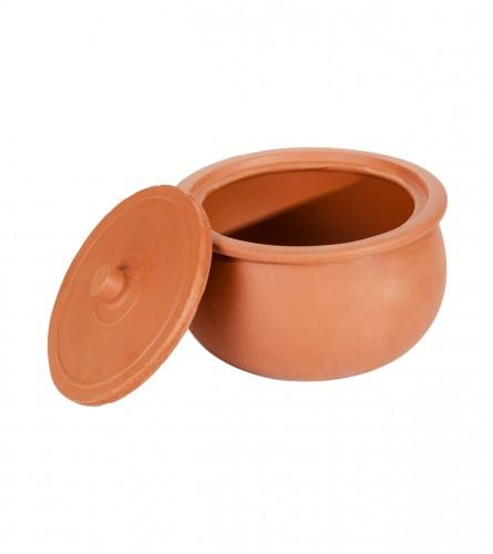 FAMIPA Zdjela glinena za pečenje sa poklopcem M