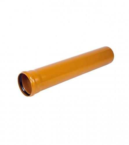 PEŠTAN Cijev PVC fi. 200x1000 SDR41/SN4 troslojna