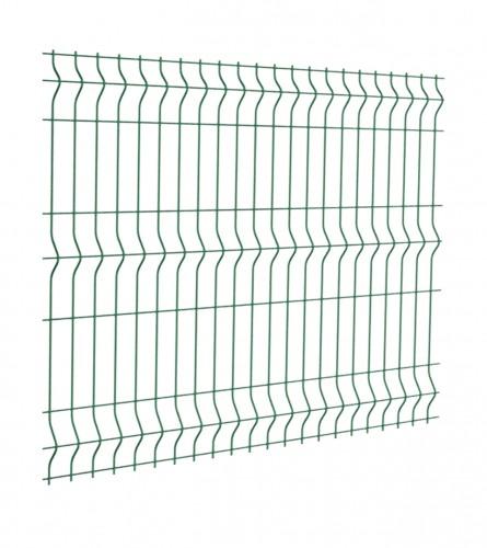 MASTER Ograda PVC 2000x2000x4mm zelena 6005
