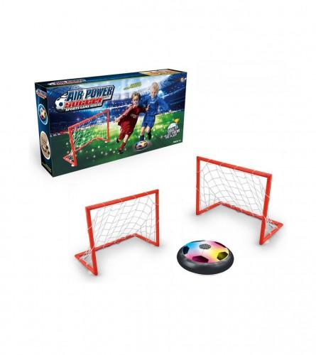 MASTER Igračka golovi sa hovercraft svijetlećom loptom JA50006C