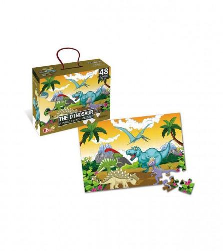 MASTER Igračka puzzle 48kom dinosaurusi JQ124738