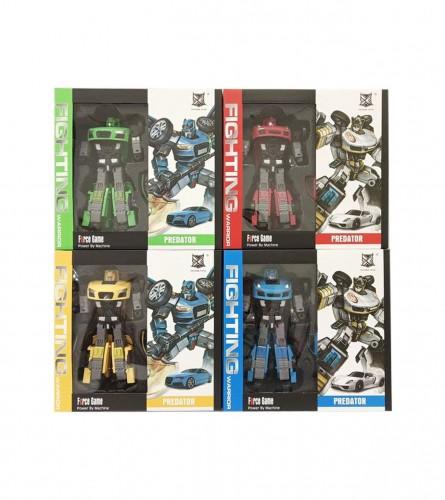 MASTER Igračka robot auto Transformers JG9706