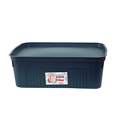 DUNYA PLASTIC Kutija za odlaganje PVC 17l