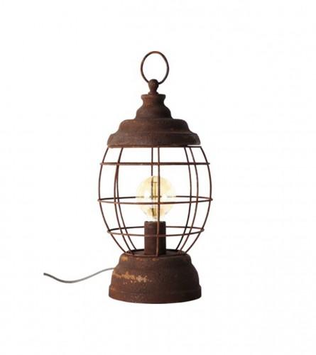 BRILLIANT Lampa stolna 60W E27 BASSIE 90899/60