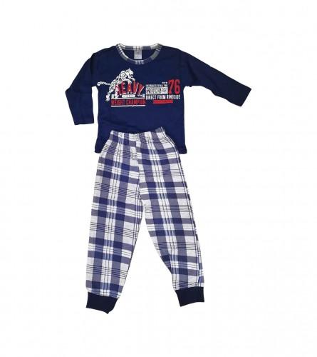 MASTER Pidžama dječija muška 2-6 godina