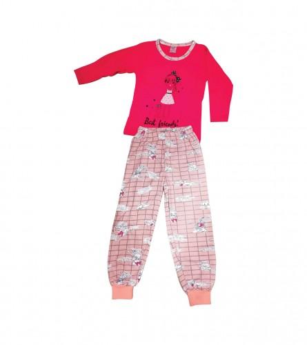 MASTER Pidžama dječija ženska 2-6 godina