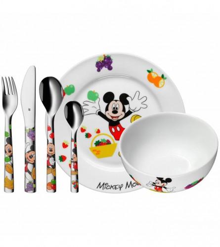 WMF Pribor za ručavanje za djecu 6/1 Micky Mouse 1282959964