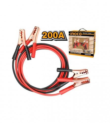 INGCO TOOLS Kablovi za klemanje 200A 14x9cm HBTCP2001
