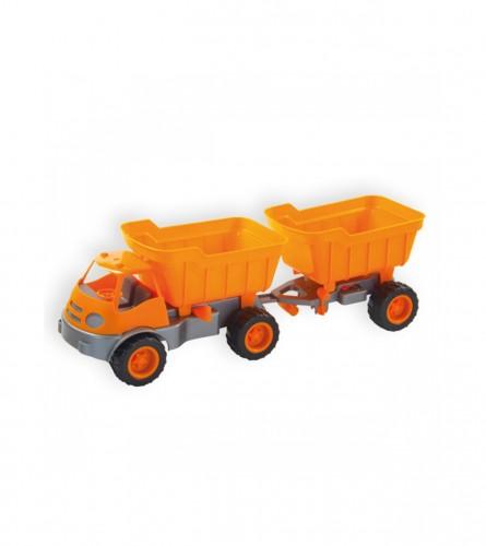 MOCHTOYS Igračka kamion sa prikolicom 10172