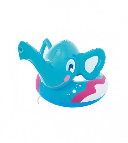 BESTWAY Šlauf za plivanje slonić sa pumpicom 69x61cm 36116