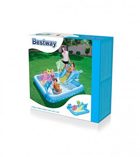 BESTWAY Bazen igraona akvarijum 239x206x86cm 53052
