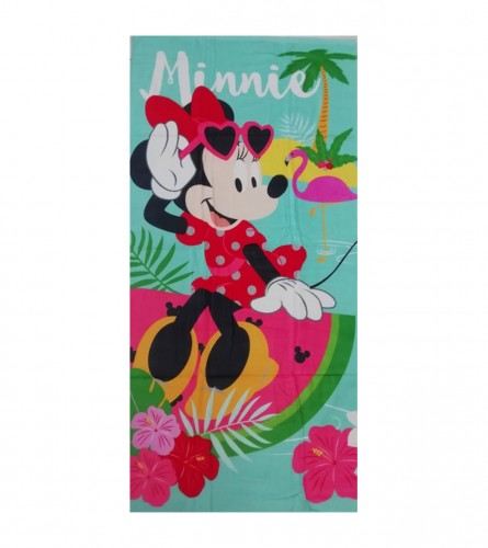 SETINO Peškir za plažu Minnie Mouse 70x140