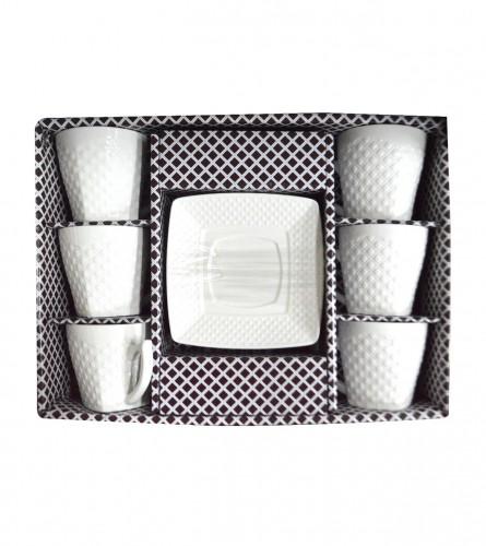 MASTER Šoljice za kafu 12/1 01200002 Bijela