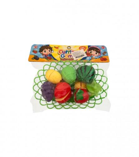 MASTER Igračka voće u korpici 01200255