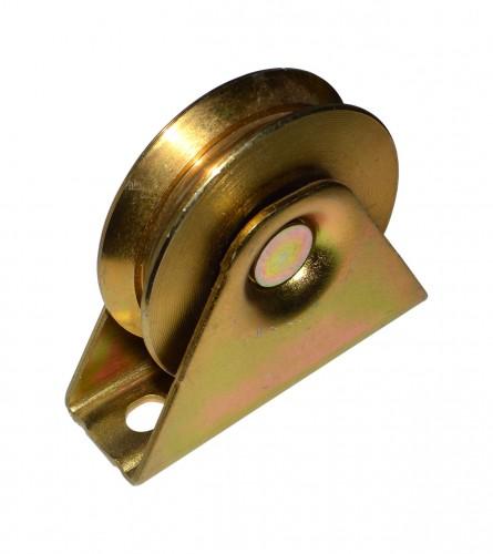 MASTER Točak za kliznu kapiju V-urez 80mm 01200276