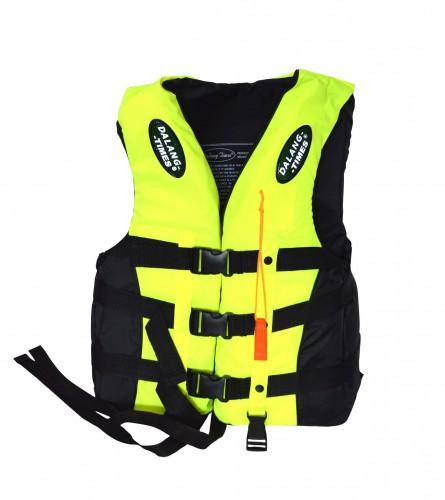 MASTER Prsluk za rafting XL 01200758 Žuti