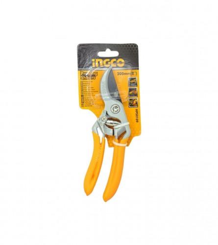 INGCO TOOLS Makaze za obrezivanje cvijeća 200mm HPS0109