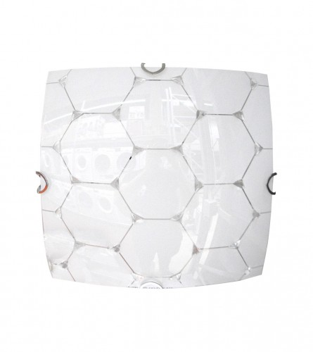 MASTER Plafonjera LED staklena 12W CL558/30x30