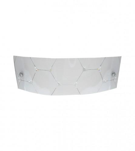 MASTER Plafonjera LED staklena 12W CL558/45x12