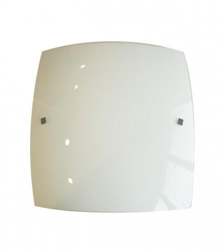 MASTER Plafonjera LED staklena 18W CL008/35x35