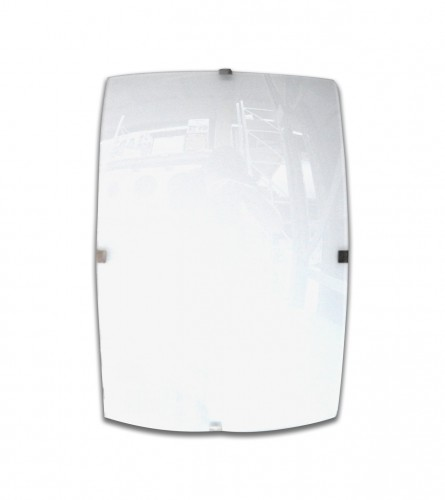 MASTER Plafonjera LED staklena 9W CL008/30x18