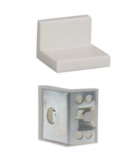 MASTER Nosač kuhinjski elemenata bijeli 4,8cm 01200289