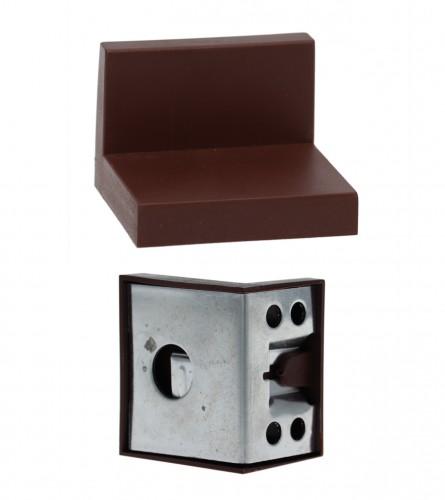 MASTER Nosač kuhinjskih elemenata smeđi 4,8cm 01200290