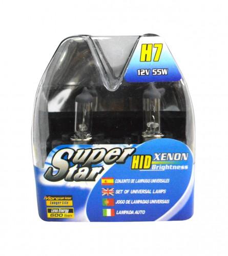 MASTER Auto sijalice H7 12V-55W 2/1 01200788