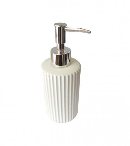 MASTER Dozator za tečni sapun bijeli kamen 01200828