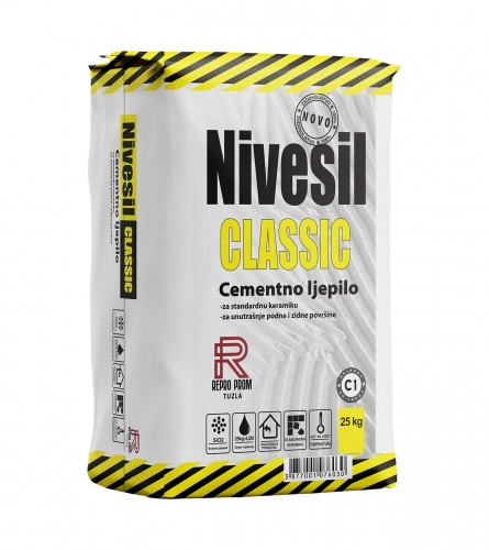 REPRO PROM Ljepilo za pločice Nivesil classic 25/1