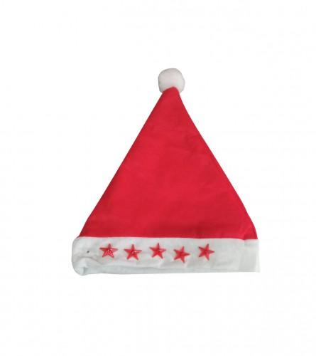MASTER Kapa novogodišnja zvijezde 01200141 Crvena