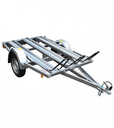 TPV PRIKOLICE Prikolica za motore MU3-750kg