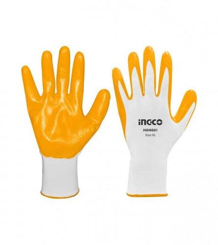 INGCO TOOLS Rukavice radne XL HGNG01
