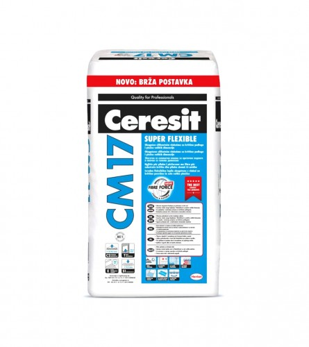 CERESIT Ljepilo za pločice Super Flexi CM17 25/1