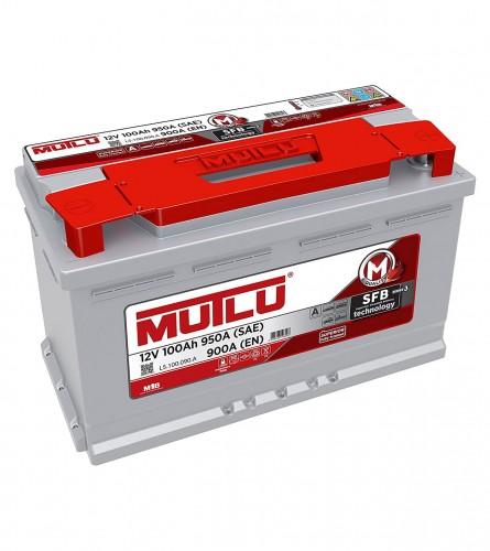 MUTLU Akumulator 12V-100Ah L5.100.090.A